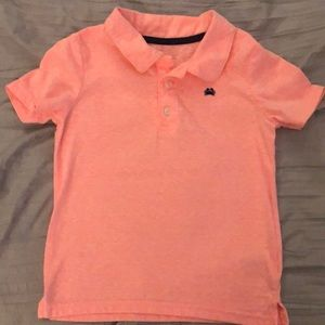 Like new carters polo